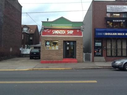 Image courtesy of The Bloomfield Sandwich Shop Facebook